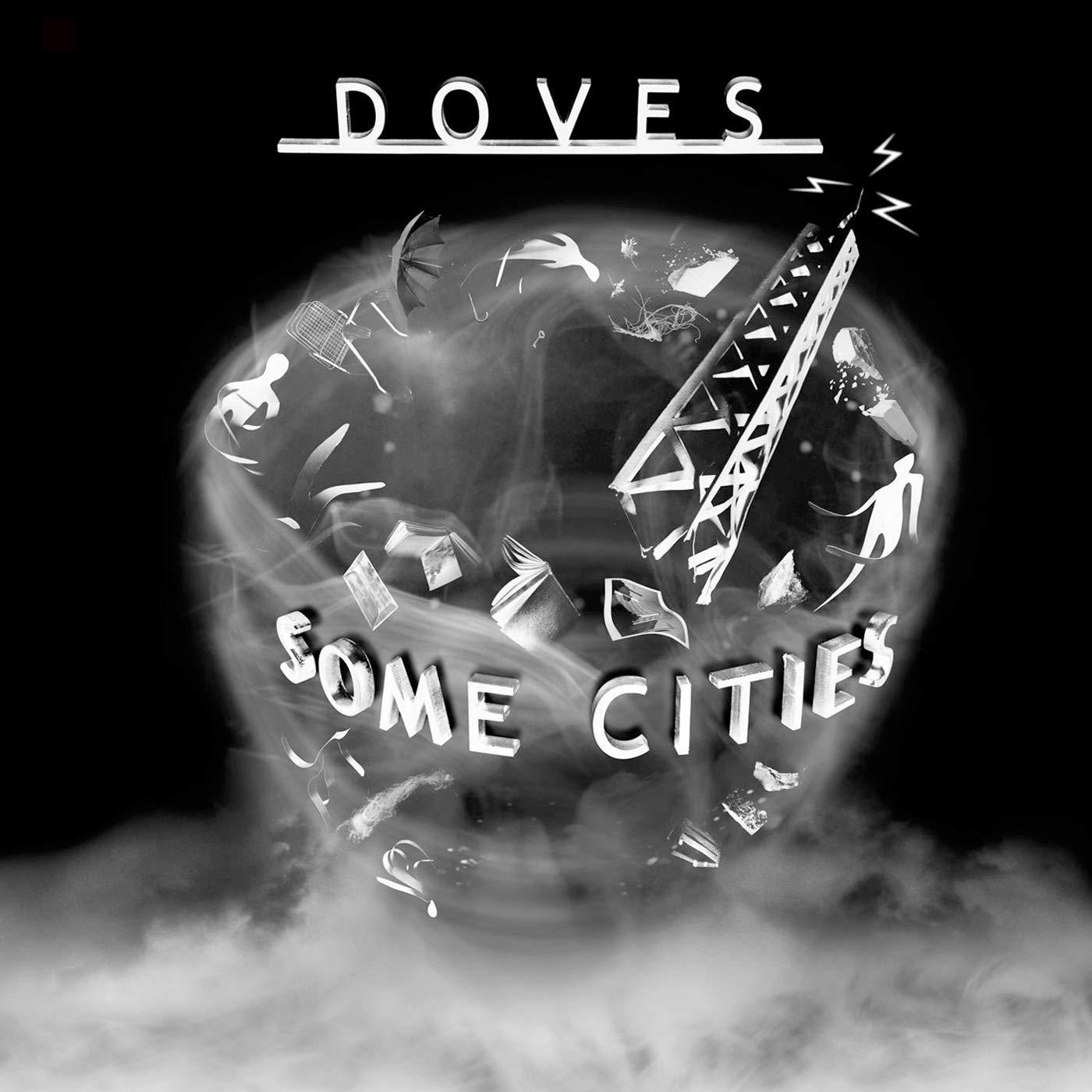 Doves - Some Cities (White Double Vinyl) £14.99 (Prime) / £17.98 (non Prime) at Amazon