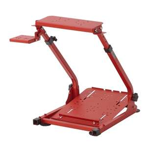 (In Store only - Bristol) X Rocker XR Racing Rig Red Wheel Stand £50 Smyths Toys