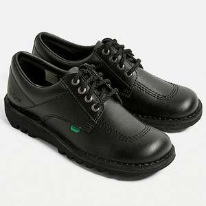 Black Kick Lo Kickers - size 6, £36 (with first order code sign up) & Free Delivery at Urban Outfitters