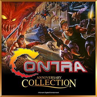 Contra Anniversary Collection £7.99 @ Microsoft Store (Xbox)