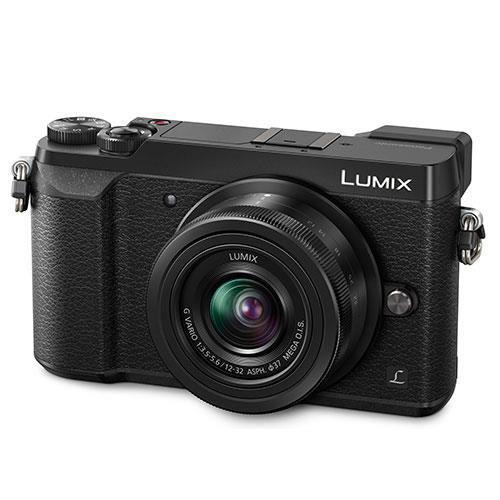 Panasonic Lumix DMC-GX80 Mirrorless Camera in Black with 12-32mm and 25mm Lenses - Ex-Display - £319.97 at Jessops