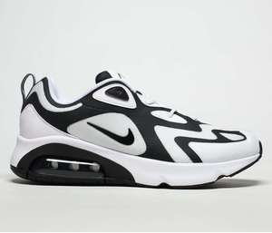 Nike Air Max 200 trainers now £54.99 sizes 7 up to 12 @ Schuh Free C&C or £1 delivery