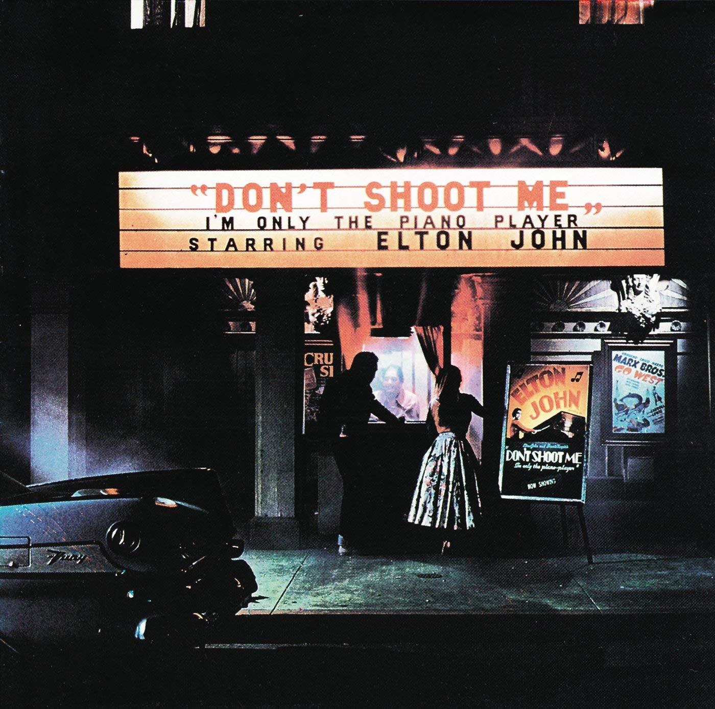 Elton John - Don't Shoot Me I'm Only The Piano Player [VINYL] now £9.99 (Prime) + £2.99 (non Prime) at Amazon