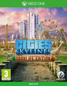 Cities Skylines: Parklife Edition (Xbox One) £15.99 (Prime) / £18.99 (Non-Prime) Delivered @ Amazon