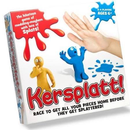 Kersplatt board game - £11 at Tesco Coppets Center