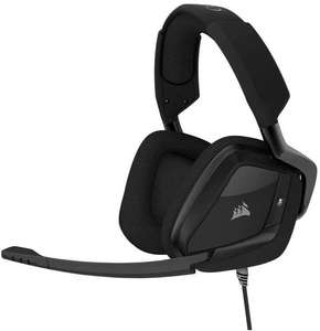 Corsair Void Pro Surround Analogue USB Dolby 7.1 Premium Gaming Headset Carbon - £46.31 @ Amazon France