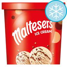 Maltesers Ice Cream 500Ml £2 @ Tesco