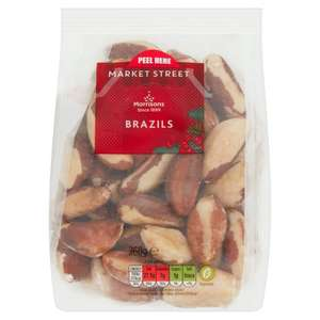 Morrisons Brazil Kernels 260g for £1 @ Morrisons (online)