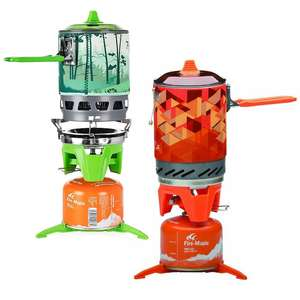 Fire-Maple Star FMS-X3 Outdoor Cooking System £30.23 Delivered / Fire-Maple Star FMS-X2 £33.99 Delivered Using Code @ Planet X Bikes