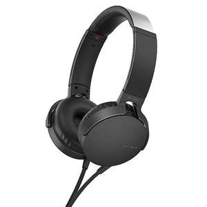 Sony MDR-XB550AP Headphones with Microphone - Black £19.99 Free Collection Or + £4.99 For Delivery @ Clas Ohlsen