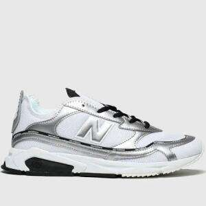 New Balance XRC Trainers in Silver & Black, or White and Gold now £26.99 + Free click & collect / £1 delivery @ Schuh