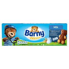 2 x 5 Pack, Barny Milk Sponge Bear (300g) £1 at Heron Foods Abbey Hulton