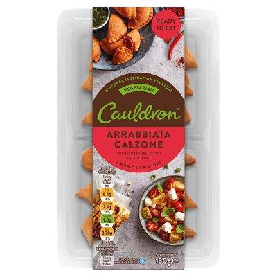 Cauldron Arrabbiata Calzone - 3 Packs for £1 - Heron Foods