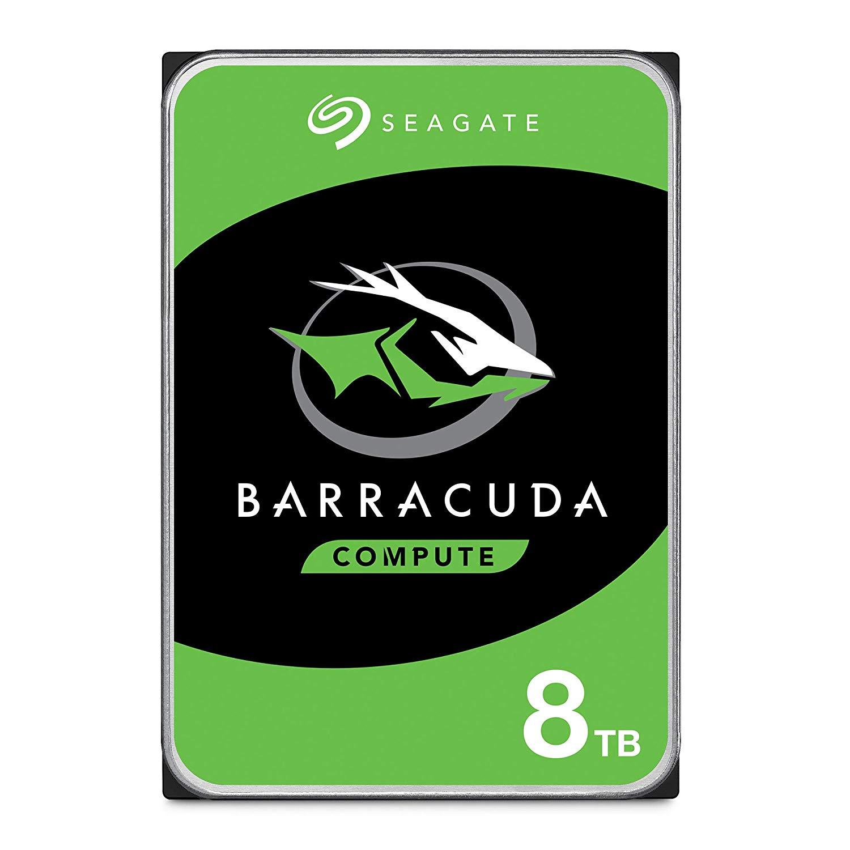 Seagate ST8000DM004 Barracuda - 8 TB £146.97 Amazon (Dispatched 1-3 Months)