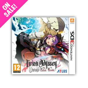 Etrian Odyssey 2 Untold - The Fafnir Knight (3DS) £12.48 Delivered @ NISA Europe