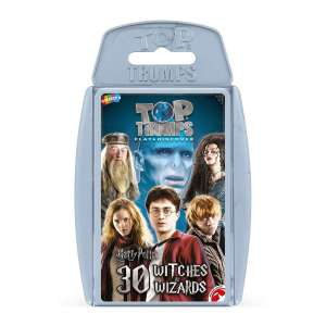 Top Trumps Harry Potter Wizards Edition - Half Price - £2.50 instore at Tesco Purley