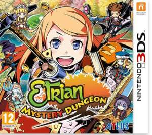 Etrian Mystery Dungeon 3ds £10.48 at NIS America (NISA Europe)