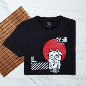 20% off the whole Ramen collection with Voucher Code @ I Want one of Those