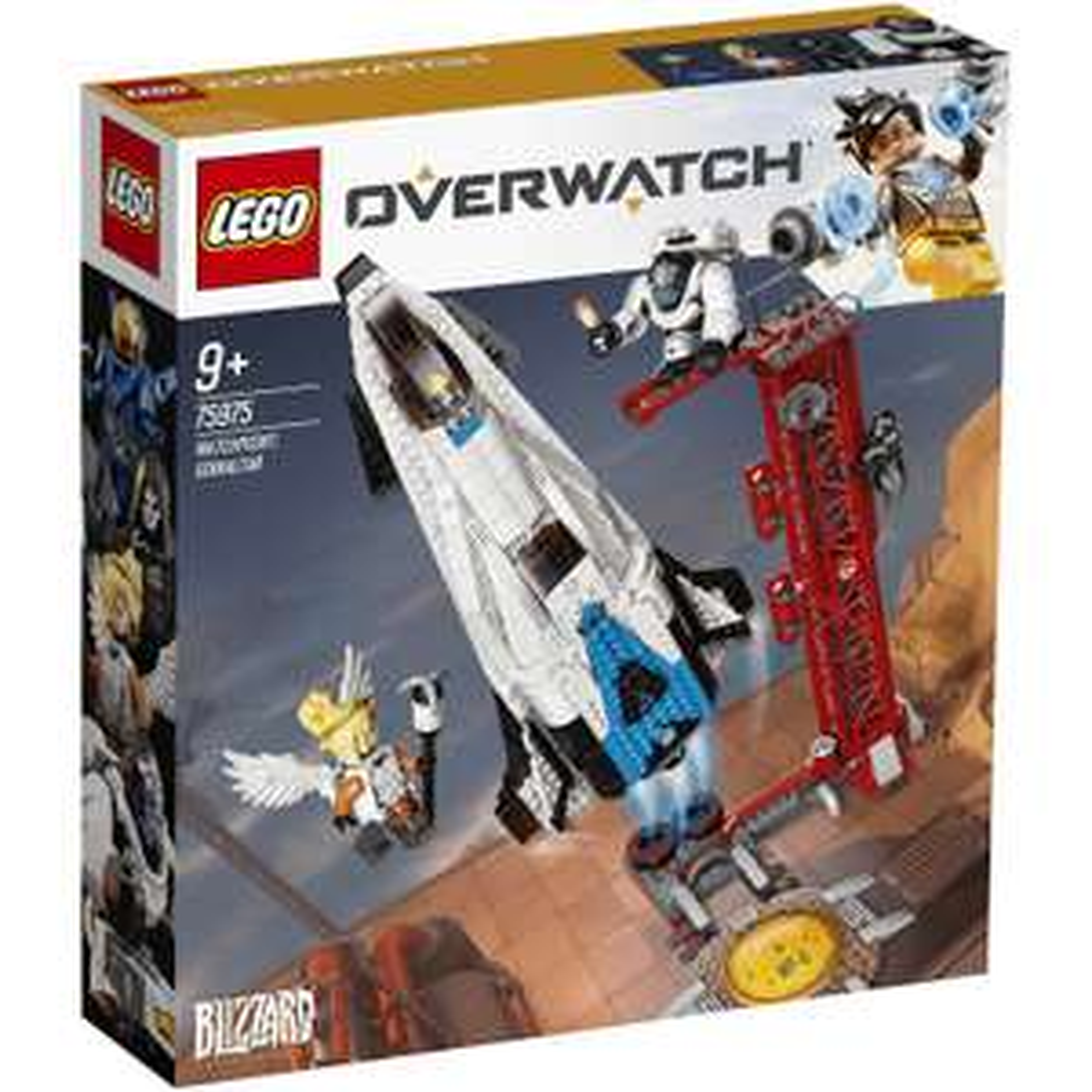 LEGO 75975 Overwatch Watchpoint: Gibraltar £59.99 at Amazon