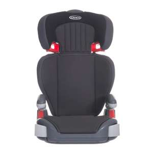 Graco Junior Maxi Lightweight Highback Booster Car Seat, Group 2/3, Midnight Black £24.99 W/code + Free Delivery @ Amazon