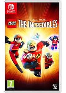 Nintendo Switch Lego The Incredibles £17.99 at Base.com
