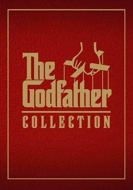 The Godfather Movie Box Set (Trilogy) HD Digital £9.99 @ Sky Store
