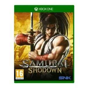 Samurai Shodown Xbox One (French and Dutch on cover, Plays in English) for £14.99 Delivered @ evergameuk / Ebay