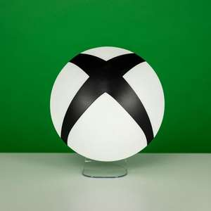 Official Xbox Logo Light £13.50 (Free Click and collect / £3 Delivery) using code @ Menkind