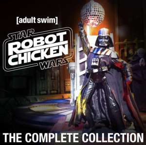 Robot Chicken Star Wars £4.99 - The Complete Collection iTunes