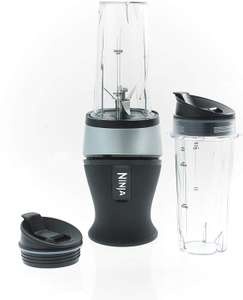 Ninja Slim Blender and Smoothie Maker [QB3001UK] 700 W, Black and Silver £29.99 @ Amazon