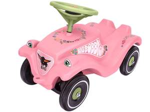 Big Bobby Car Classic Toy Factory 800056110 Flower Ride-on Pink - £11.67 VG/£12.30 Like New (+ £4.49 Delivery Non-Prime) @ Amazon Warehouse