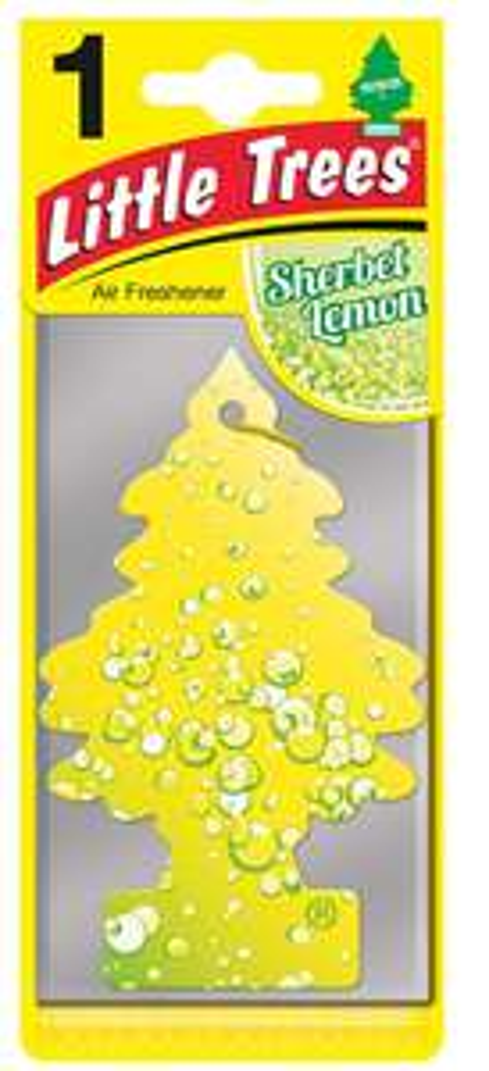Car air freshener sherbet lemon / Black Ice / Mai Tai / Daisy Chain / New Car £1.00 (+£4.49 Non Prime) @ Amazon (also 85p Subscribe & Save)
