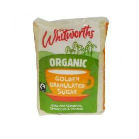 2 x Whitworths Organic Golden Granulated Sugar500g Bags - £1 @ Fulton Foods