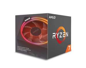 AMD Ryzen 7 2700X 3.7 GHz 8-Core Processor £152 Dispatched from and sold by CPU-WORLD-UK LTD Amazon
