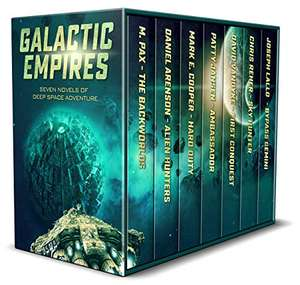 Galactic Empires: Seven Novels of Deep Space Adventure, Kindle Edition @ Amazon