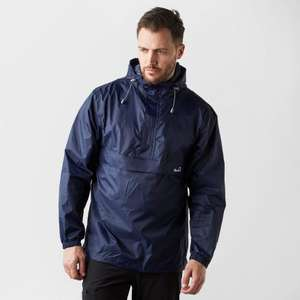 Peter storm MENs packable cagoule & jackets £12.80 @ blacks with code BRAND20 £1 click n collect includes JD sports stores (ponchos £4.80)