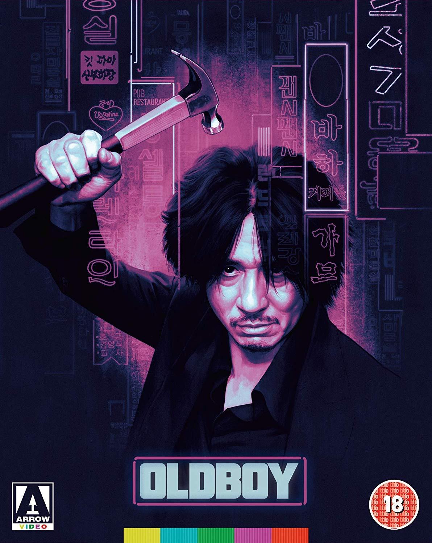 Oldboy [Blu-ray] £7.99 (£10.98 without Prime) @ Amazon