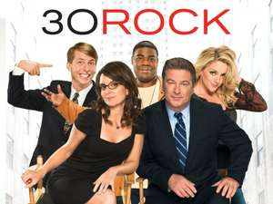 30 Rock - Complete Series £14.99 @ Google Play Store