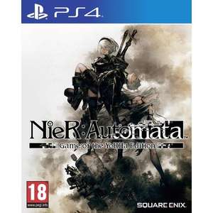 NieR: Automata Game of the YoRHa PS4 £13.99 @ Argos (free click and collect)