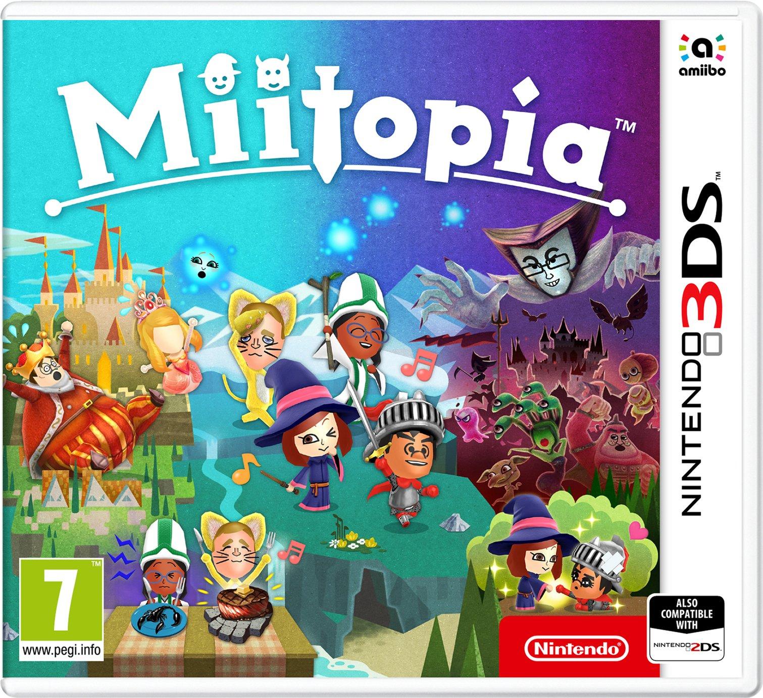 Miitopia (Nintendo 3DS) - £13.99 @ Argos
