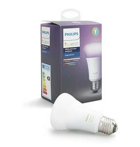 Philips Hue White and Colour Ambience Single E27 Bulb - Used Like New £23.51 @ Amazon Warehouse (20% off)