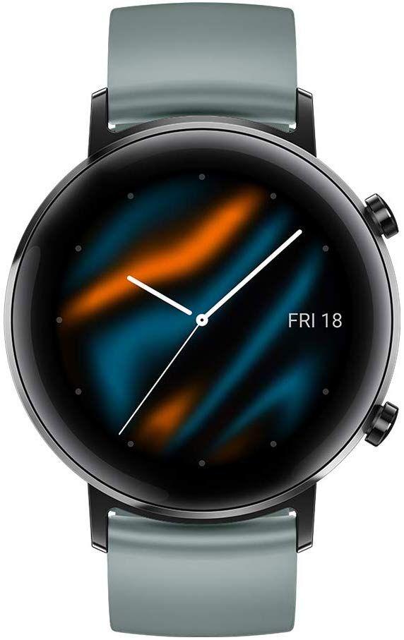 Huawei Watch GT2 Lake Cyan or Black 42mm - £139, Huawei Watch GT Active - £107.01 @ Amazon