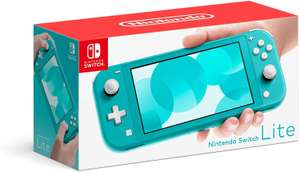 Nintendo Switch Lite (Turquoise) £157.97 (£153 with fee free card) @ Amazon Italy