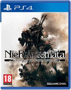 NieR: Automata Game of the YoRHa Edition (PlayStation PS4) for £13.99 Prime/+£2.99 Non Prime @ Amazon UK