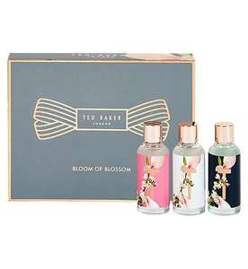 Ted Baker Bloom of Blossom Eau de Toilettes £5.62 + £1.50 Order & Collect at Boots