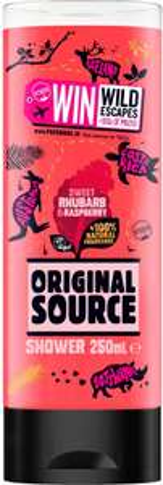 Selection of Original Source 250ml Shower gels 90p @ Tesco