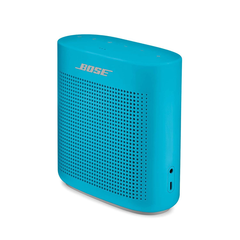 Bose SoundLink Color Bluetooth Speaker II - Blue £84.99 Amazon