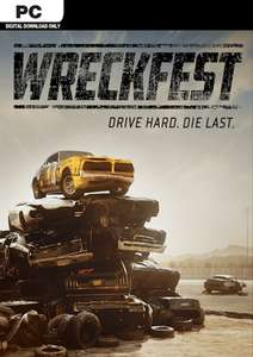 Wreckfest PC Download - £9.85 @ ShopTo.net