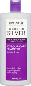 Touch Of Silver Shampoo's & Conditioner Offers @ Tesco From £1.50 - £2.00