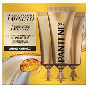 Pantene 1Minute Wonder Ampoule 45Ml £2.25 @ Tesco